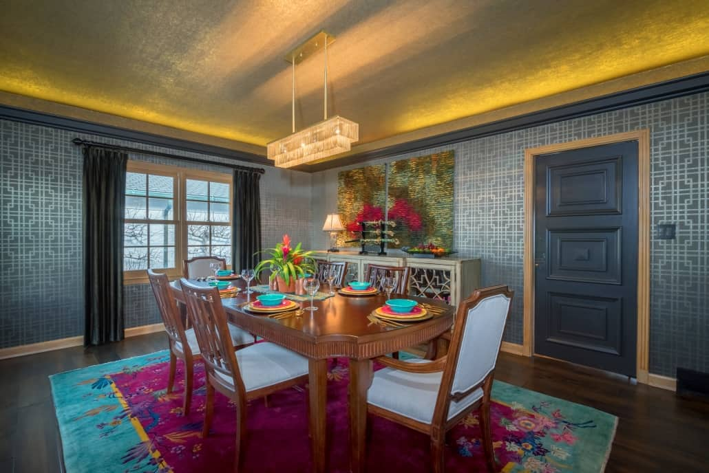 dining room design services