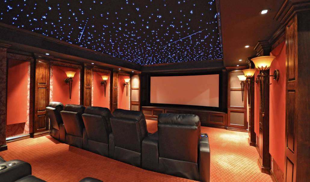 new home theater