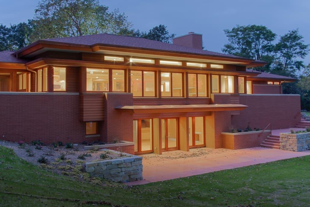 residential construction interior design services